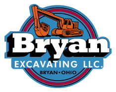 Bryan Excavating Logo