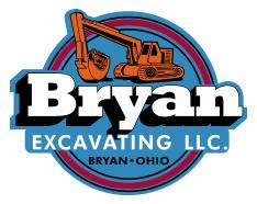 Bryan Excavating Logo