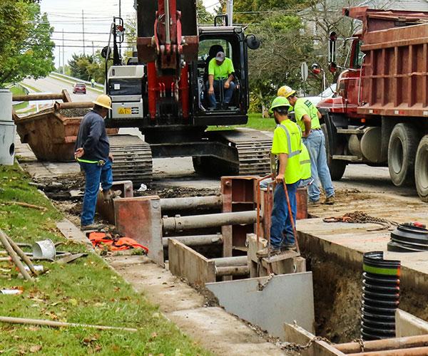 Bryan Excavating Safety